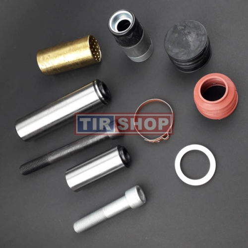 Set reparatie culisante etrier SN 6 7 bolt 135mm | CT 5844, 151103