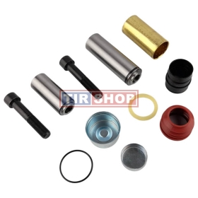 Set reparatie culisante etrier SB 6 7, bolt 114mm | CFT 1027, II39769F0062, MAY 6002-26, 151113