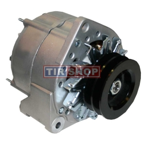 Alternator DAF FL 45 CF 75/ 85 XF 95/ 105 MAN F/ L/ M 90/ 2000, Mercedes Actros MP 2/ 3 814 817 | 3661502250, 2010217961, 5001837972, 5010217961