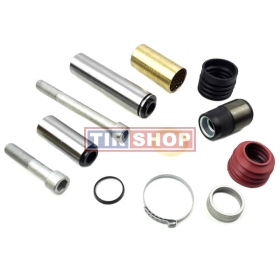 Set reparatie culisante etrier SN 6 7 bolt 145mm | CFT 1050, CT 5892, K000687, 151105
